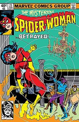 Spider-Woman (1978-1983) #23