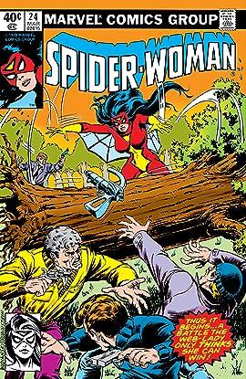Spider-Woman (1978-1983) #24