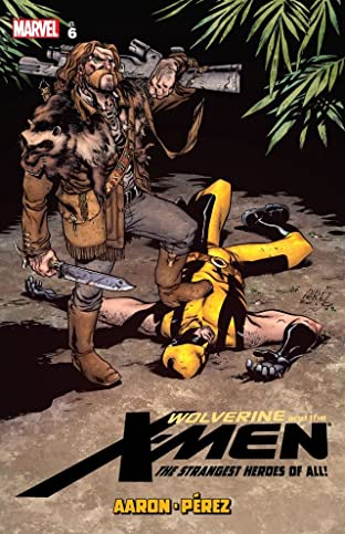 Wolverine and the X-Men By Jason Aaron Tome 6