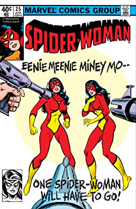 Spider-Woman (1978-1983) #25