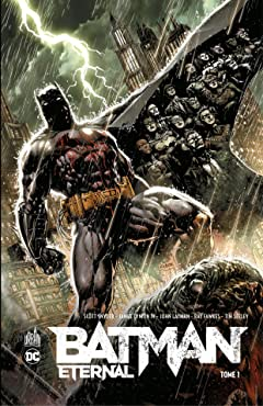Batman: Eternal Vol. 1 #1