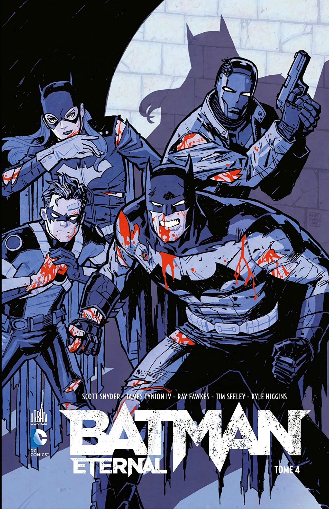 Batman: Eternal Tome 4 No.4