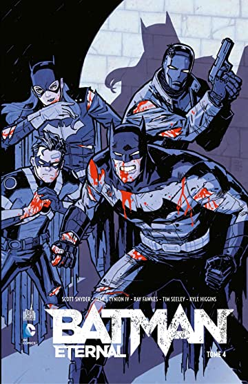 Batman: Eternal Vol. 4 #4