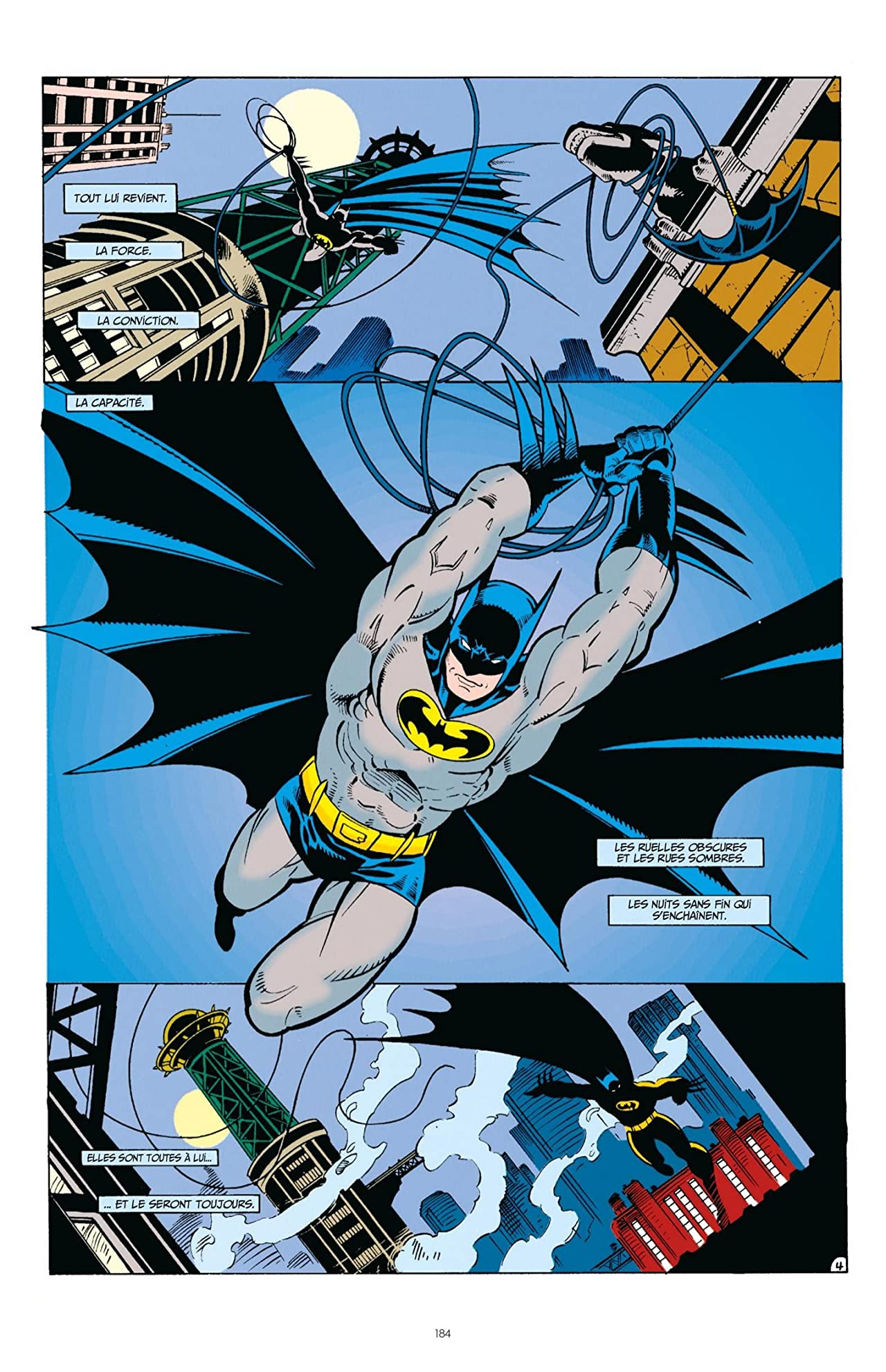 Batman: Knightfall Vol. 5: Partie 2
