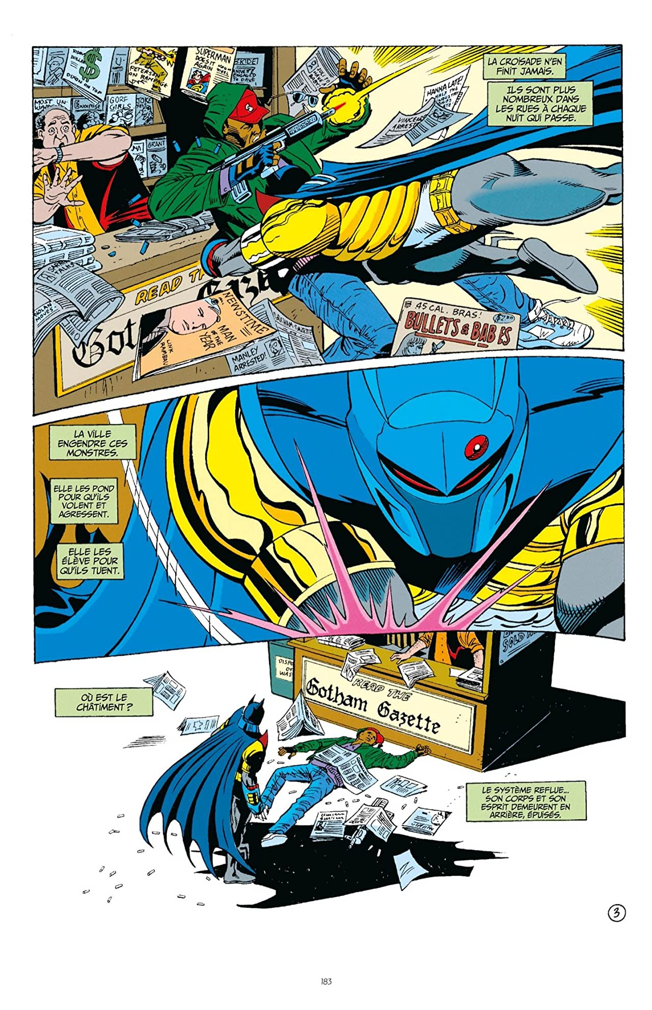Batman: Knightfall Vol. 4: Partie 2