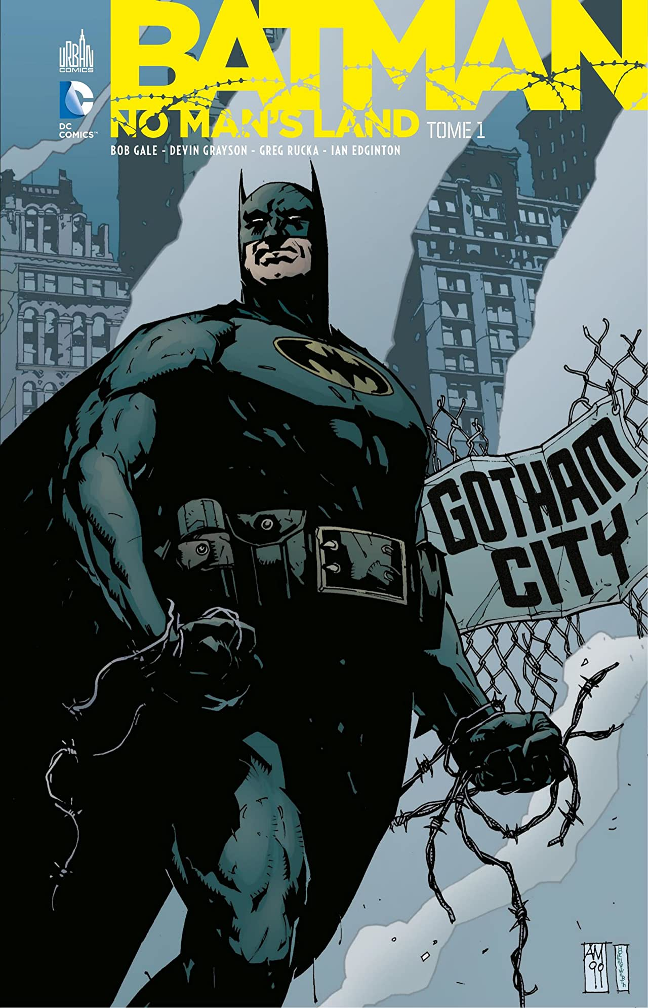 Batman: No Man's Land Vol. 1