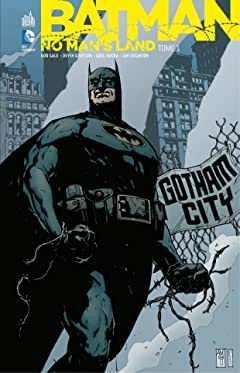 Batman: No Man's Land Tome 1