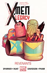 X-Men Legacy: Legion Vol. 3: Revenants