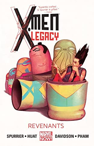X-Men: Legacy Vol. 3: Revenants