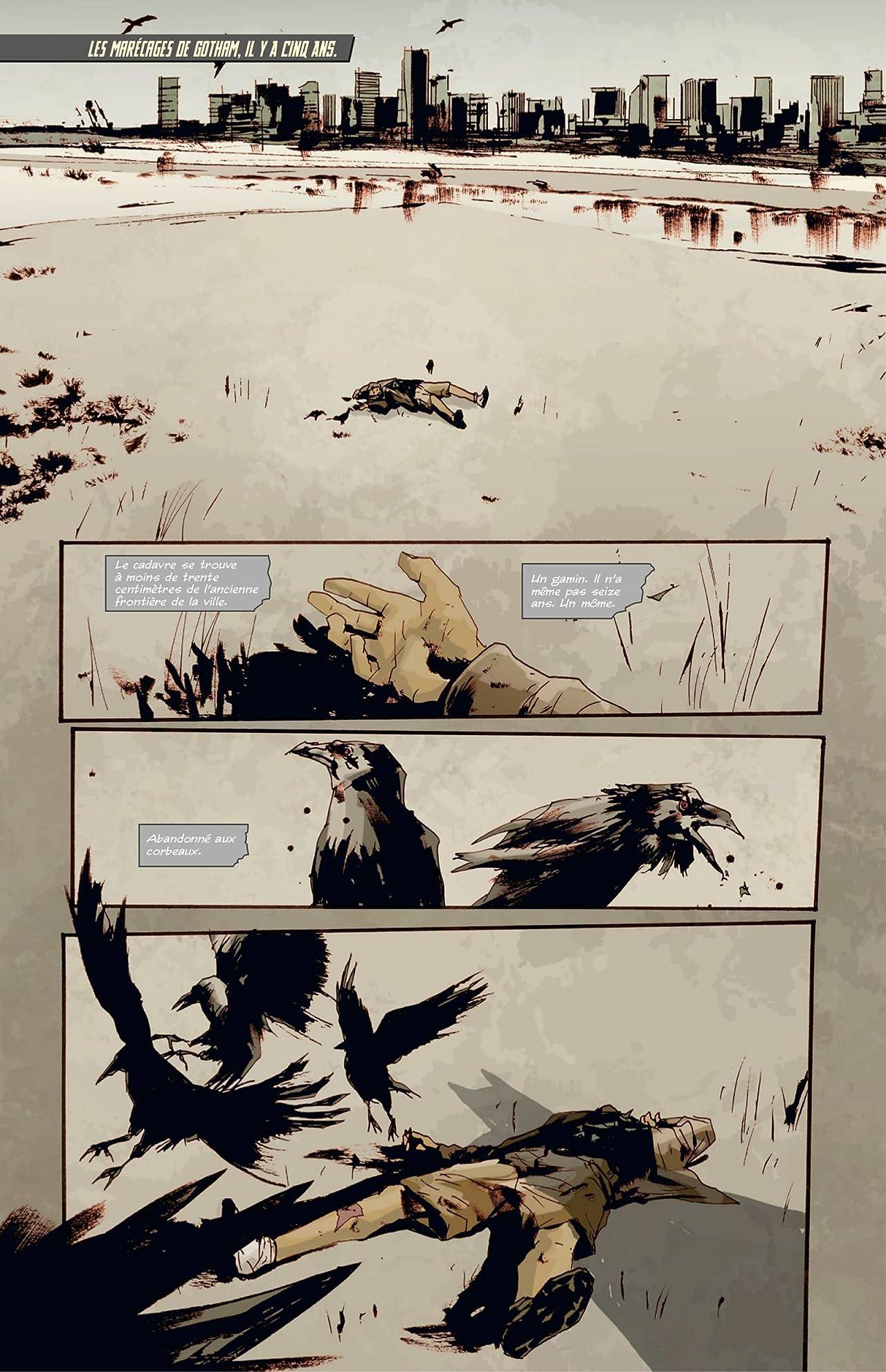 Batman: La relève #8: 1ère partie