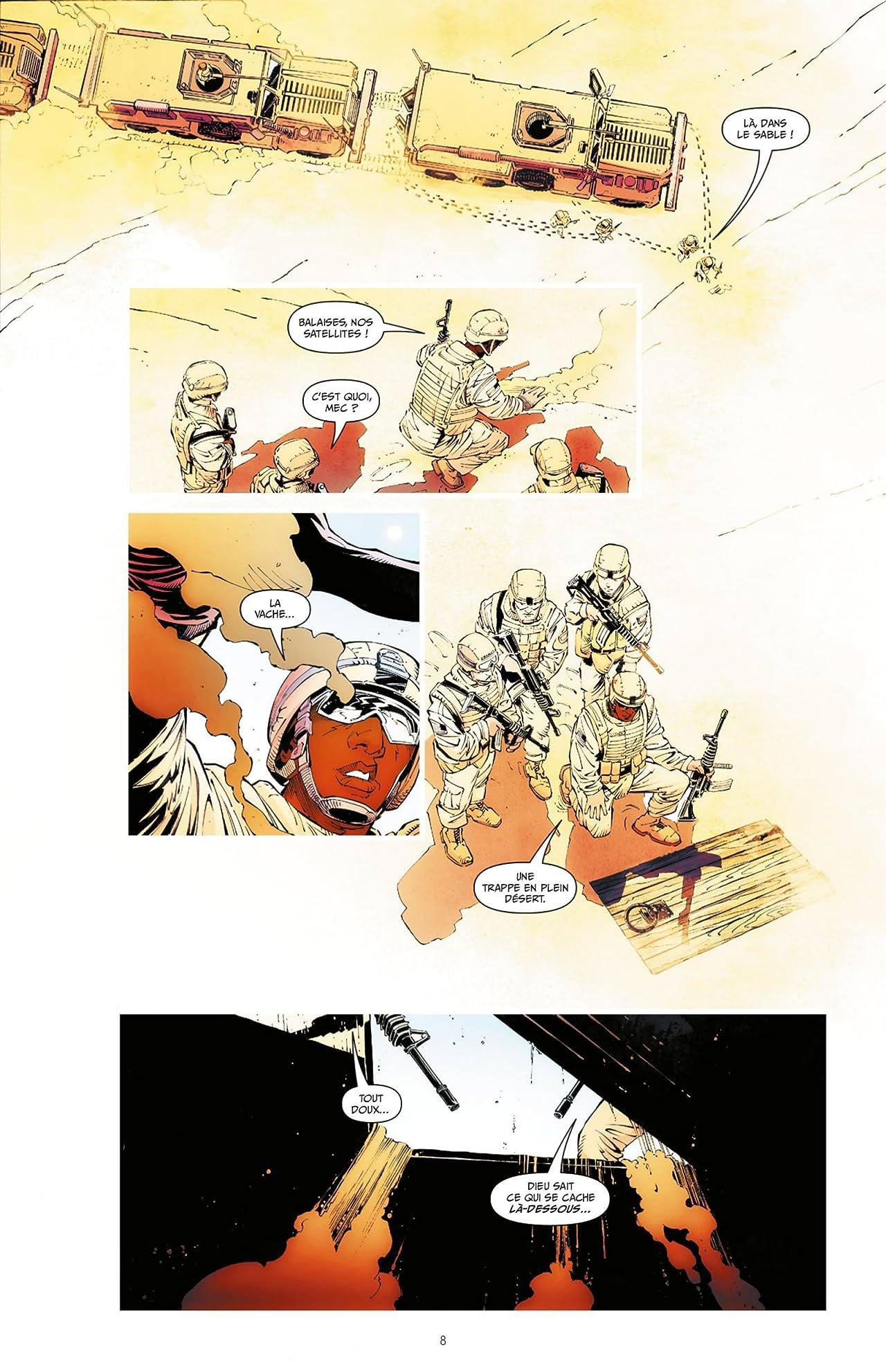 Batman: L'an zéro #5: 2ème partie