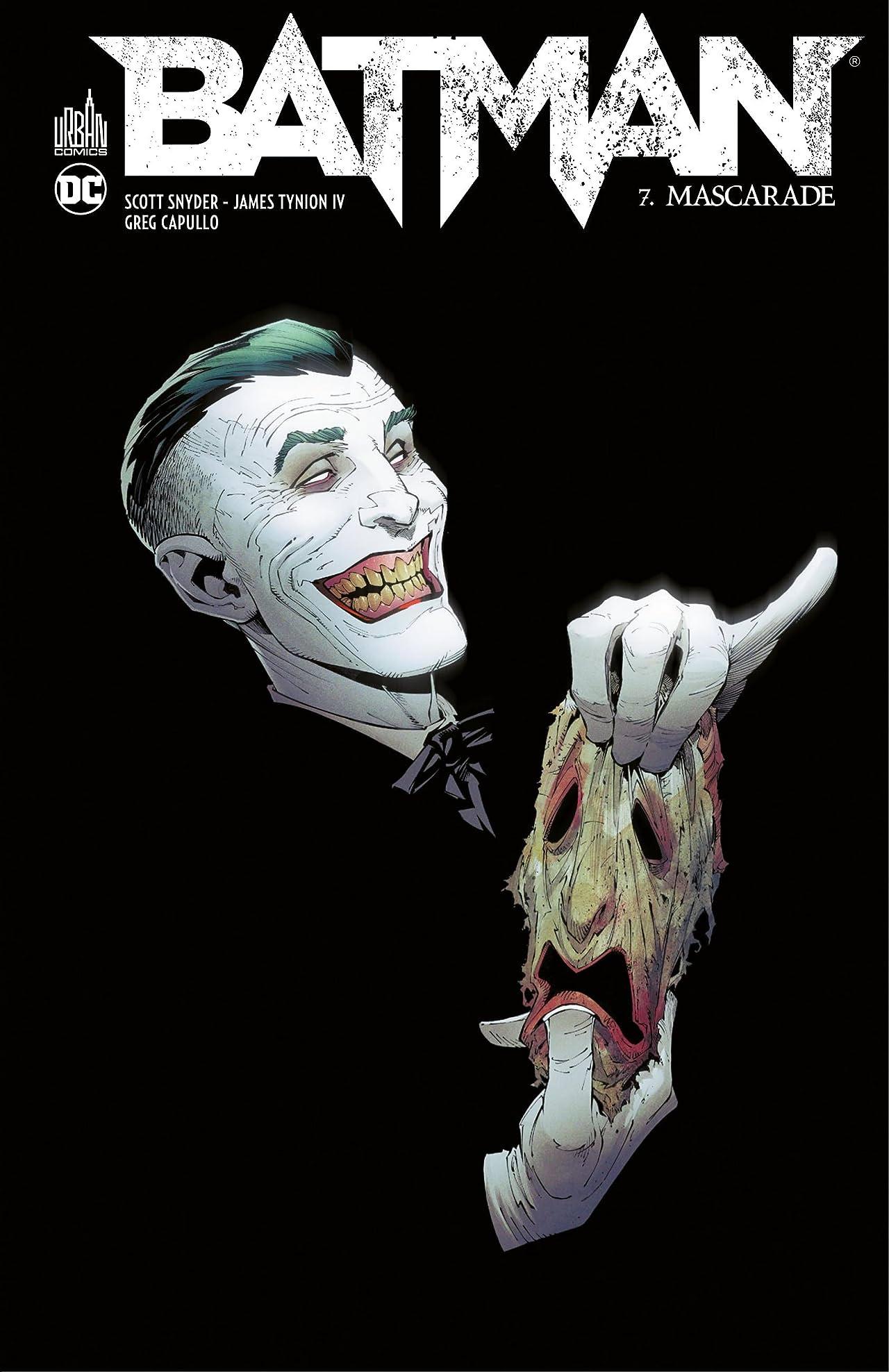 Batman: Mascarade #7