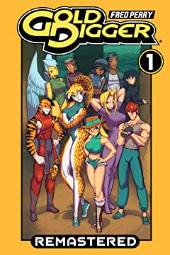Gold Digger Remastered: Book 1