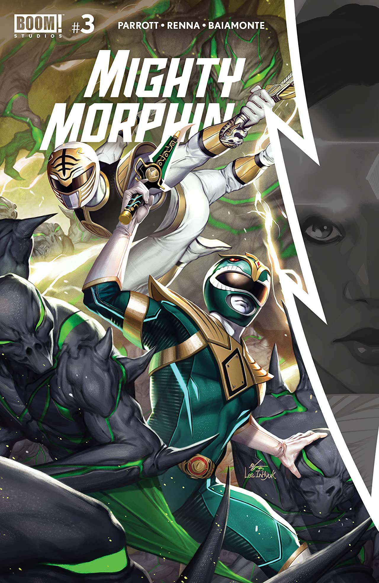 Mighty Morphin No.3