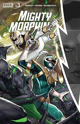 Mighty Morphin #3