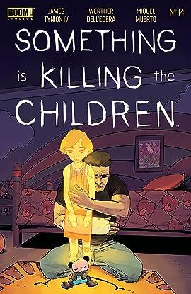 Something is Killing the Children #14