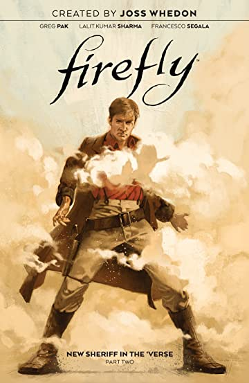 Firefly Vol. 5: New Sheriff in the 'Verse: Part Two
