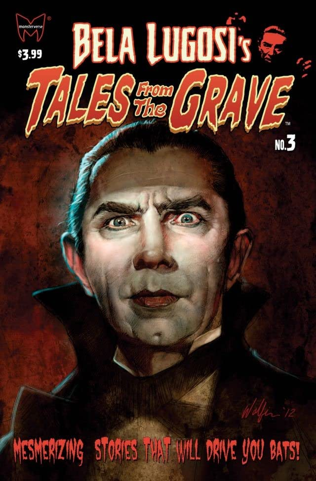 Bela Lugosi's Tales From the Grave #3