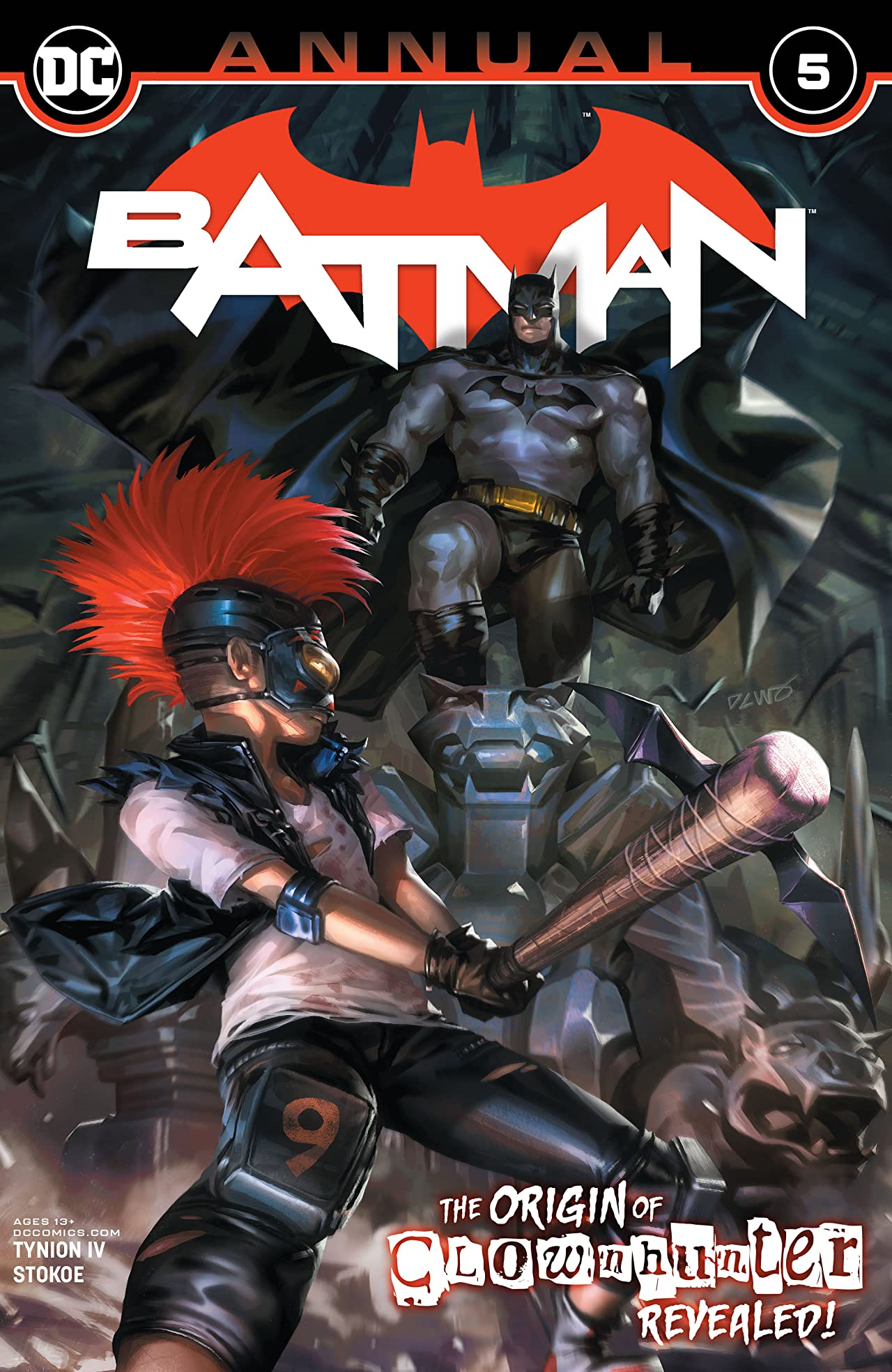 Batman Annual (2016-) No.5
