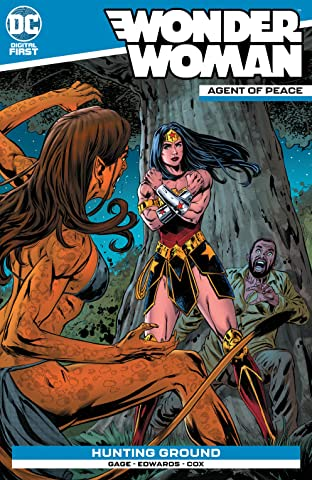 Wonder Woman: Agent of Peace (2020-) #23