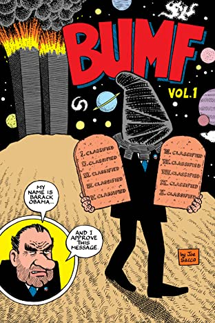 Bumf Vol. 1: I Buggered the Kaiser