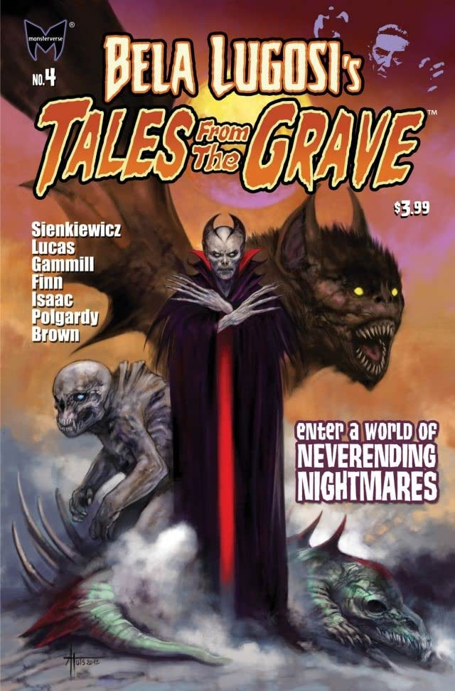 Bela Lugosi's Tales From the Grave #4