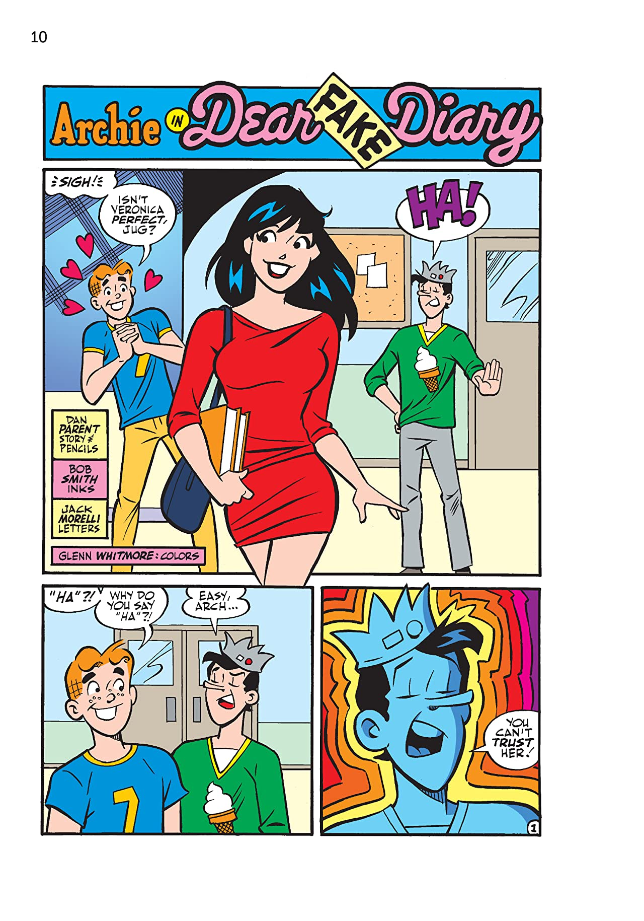 Archie: Modern Classics Tome 3