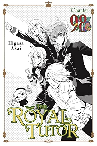 The Royal Tutor #98