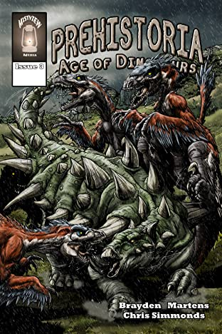 Prehistoria: Age of Dinosaurs #3