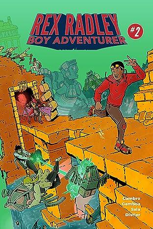 Rex Radley: Boy Adventurer #2