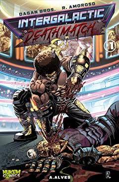 Intergalactic Deathmatch #1