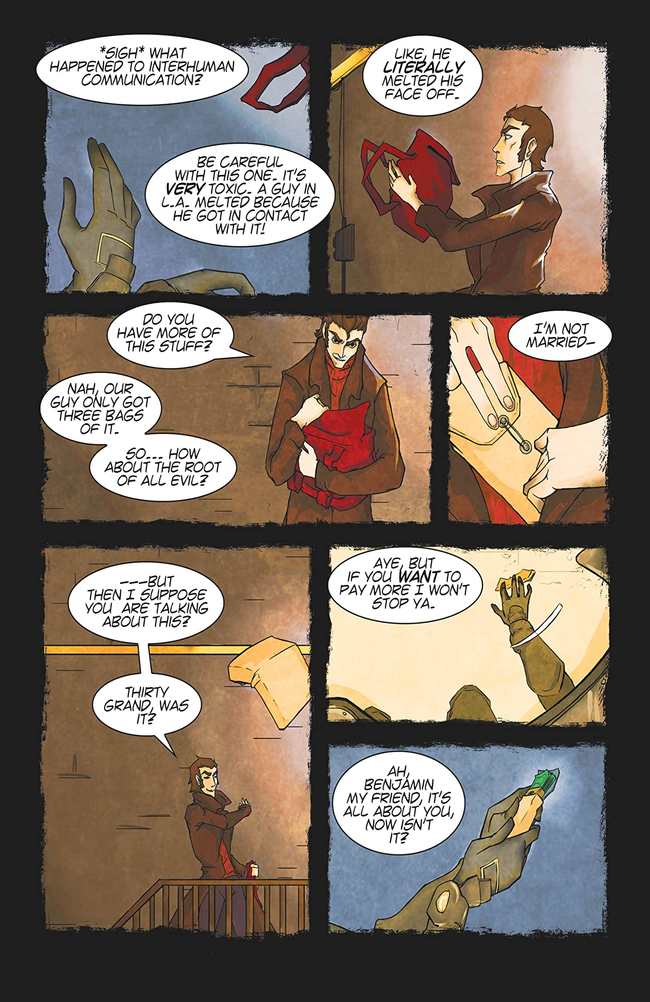 Nightfighter Vol. 2: Exodus