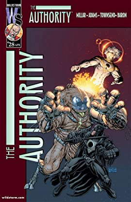 The Authority (1999-2002) #28