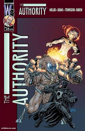 The Authority (1999-2002) #28