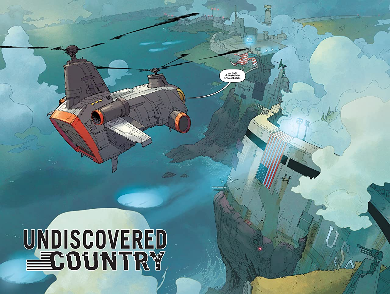 Undiscovered country Vol. 1