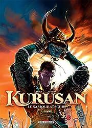Kurusan, le samouraï noir Vol. 1: Yasuke