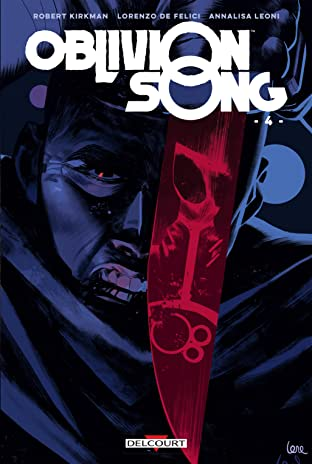 Oblivion song Tome 4