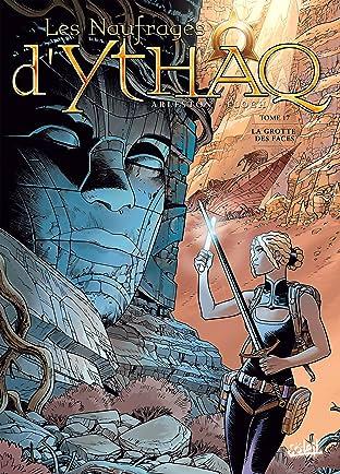 Les Naufragés d'Ythaq Vol. 17: La Grotte des faces