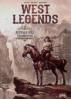 West Legends Vol. 4: Buffalo Bill - Yellowstone