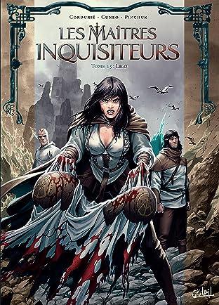 Les Maîtres Inquisiteurs Tome 15: Lilo