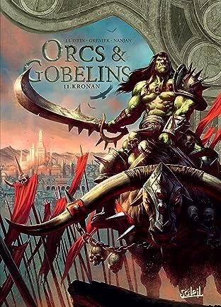 Orcs et Gobelins Vol. 11: Kronan