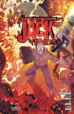 Jack Of Fables No.5
