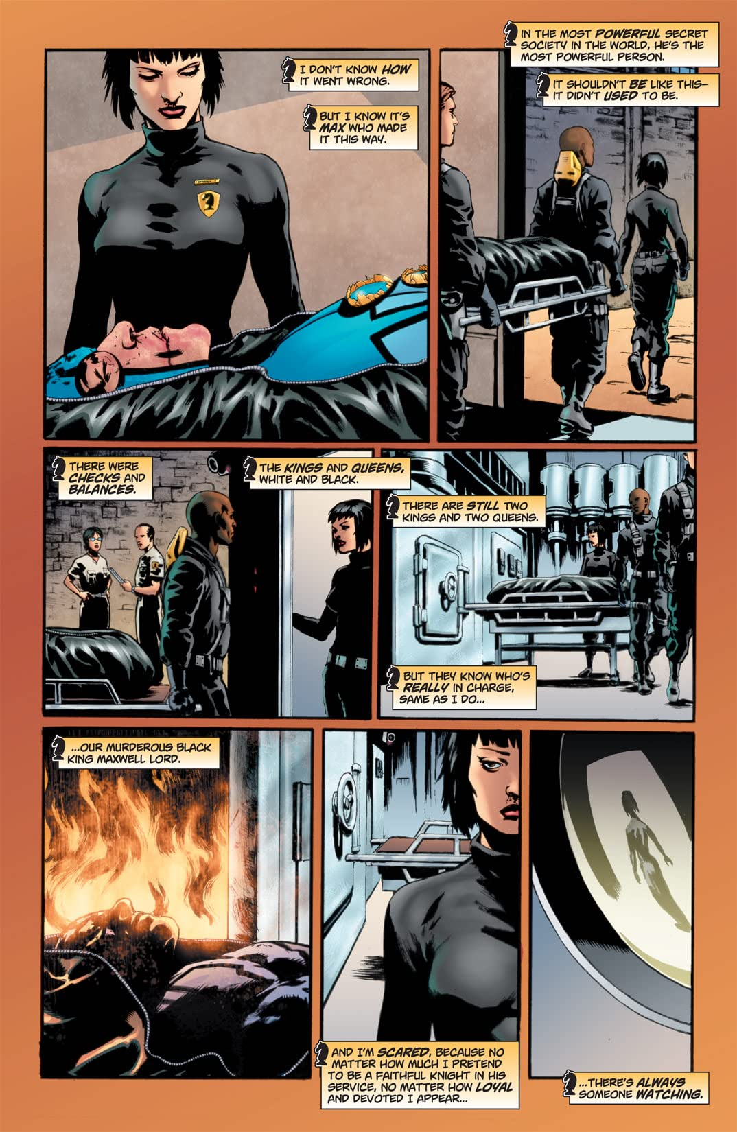 The OMAC Project #1 (of 6)