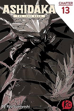 ASHIDAKA -The Iron Hero- No.13