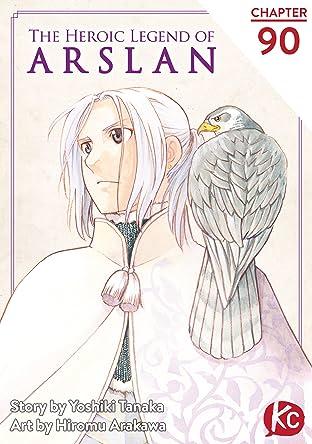 The Heroic Legend of Arslan #90