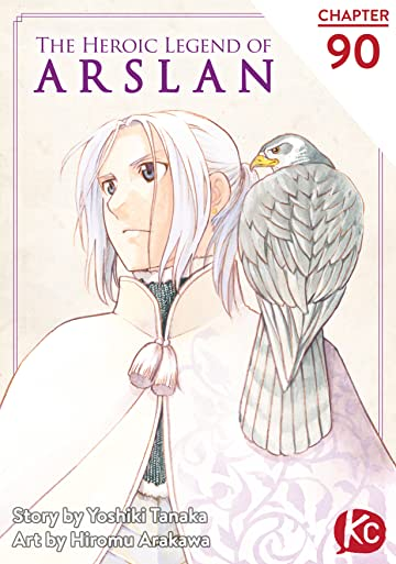The Heroic Legend of Arslan #90