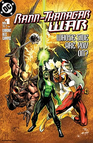 Rann/Thanagar War #1 (of 6)