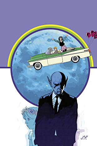 Resident Alien: Your Ride's Here No.3