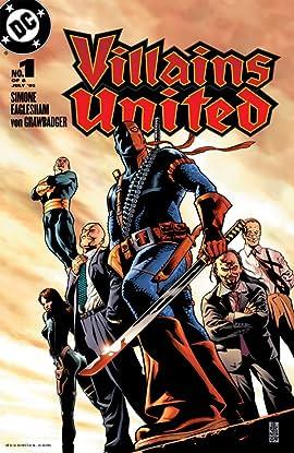 Villains United #1 (of 6)