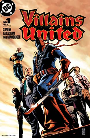 Villains United #1 (of 6)